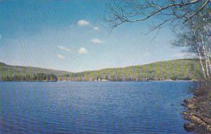 Lac Archambault St Donat Quebec Canada