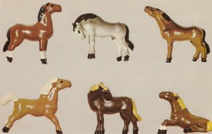 SALISBURY , Vermont , 1950-60s ; Crafts Center Horses