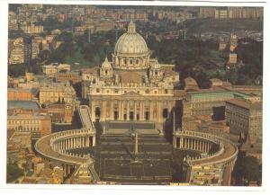 Italy, Roma, Rome, CITTA DEL VATICANO, unused Postcard