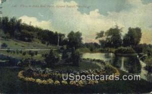 John Ball Park Grand Rapids MI Unused