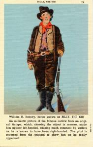 Famous People - Billy the Kid