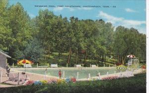 Tennessee Chattanooga Swimming Pool Fort Oglethorpe