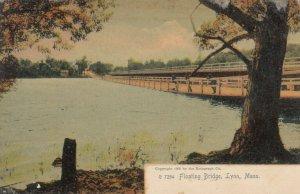 LYNN , Massachusetts, 1901-1907; Floating Bridge