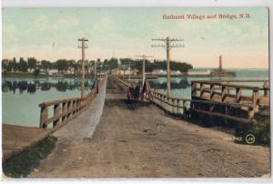 Bathurst Village & Bridge NB