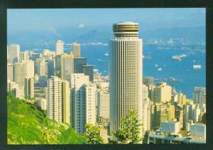 Hopewell Centre Building Skyscraper Wan Chai Hong Kong Island China Postcard
