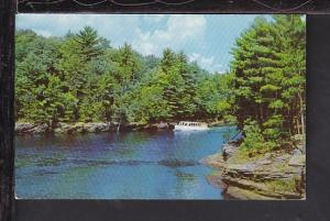 Mouth Cold Water Canyon,Wisconsin Dells,WI Postcard