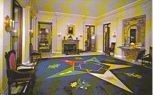 Washington DC Reception Room International Eastern Star Temple