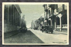 5243 - EGYPT Suez 1930s Saad Zaghloul Street