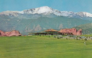 COLORADO SPRINGS, Colorado, 1963; Kissing Camels Golf Club