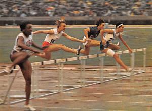 Women's 80 Meter Hurdle - Ikuko Yoda