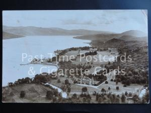 c1929 RP - Inveraray and Loch Fyne from Duniquaich