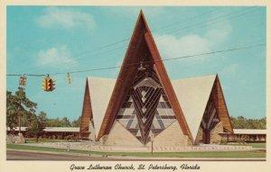 ST. PETERSBURG, Florida, 50-60s; Grace Lutheran Church