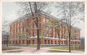 Ann Arbor~University of Michigan~Chemical Building U of M~1911 Detroit Pub Co