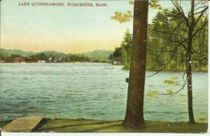 Worcester, Mass., Lake Quinsigamond
