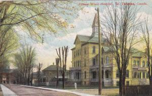 ST. THOMAS , Ontario , Canada , 00-10s ; Amassa Wood Hospital