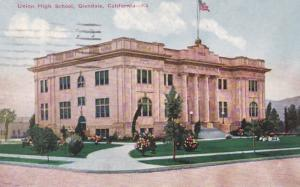 California Glendale Union High School 1939