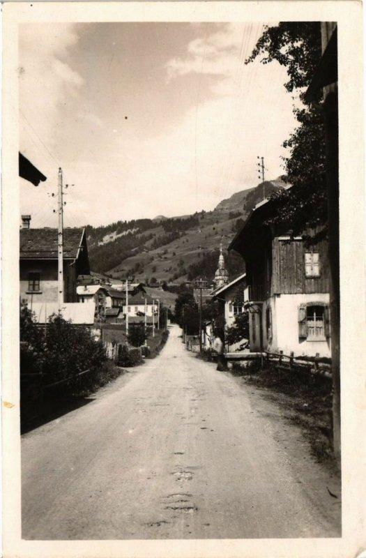 CPA Grand-BORNAND (alt 934m) - L'Entrée du Village (248433)
