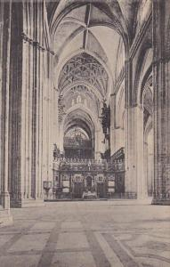 Spain Sevilla Catedral Nave Central