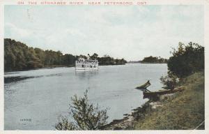 PETERBORO , Ontario , 1910s ; Otonabee River