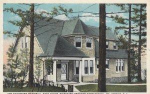 MT. VERNON, New York, 1910-20s; The Tiedemann Memorial, Baby House, Wartburg ...