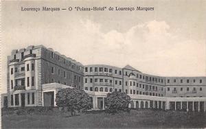Mozambique Maputo, Lourenco Marques - O Polana-Hotel