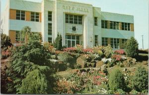 City Hall Nanaimo BC UNUSED Vintage Postcard D97