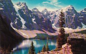 Canada Alberta Morain Lake
