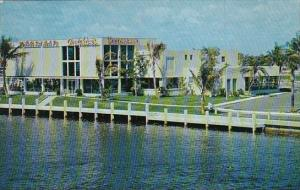 Florida Fort Lauderdale Creighton's Restaurant 1957