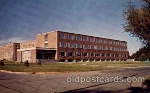 Chadron State, Chadron, Nebraska USA Wiley G. Brooks Residence Hall for Men O...