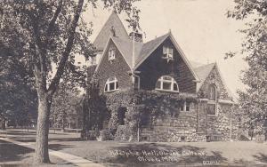 RP; Adelphie Hall, Olivet College, OLIVET, Michigan, PU-1916