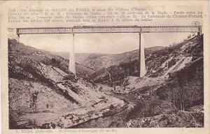 France Saint Gervais d'AuvergneVue generale du Viaduc des Fades