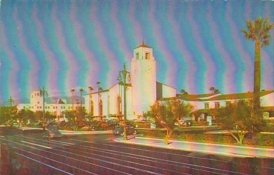 Union Station Los Angeles Califrornia