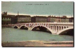 Lyon - The Wilson Bridge - Bridge - Old Postcard