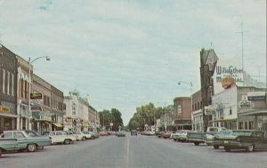 RED CLOUD , Nebraska , 1950-60s ; Main Street