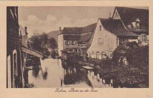 Labern , Partie an der Lorn , Germany (now France) , 1900-10s