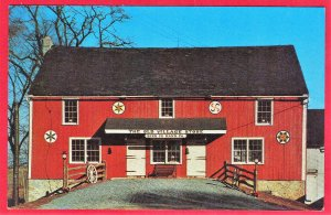 THE OLD VILLAGE STORE, 7 MILES EAST OF LANCASTER, PA (PC181) SEE SCAN