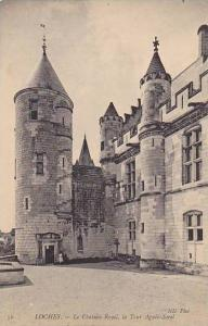 Le Chateau Royal, La Tour Agnes-Sorel, Loches (Indre-et-Loire), France, 1900-...