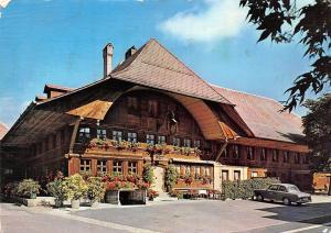 Gasthof zum Kreuz, Sumiswald Der heimelige Emmentaler Landgasthof Pension Auto