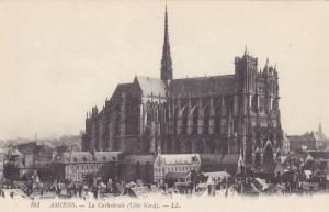 La Cathedrale (Cote Nord), Amiens (Somme), France, 1900-1910s