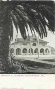 Exterior, Woman's Club House, Los Angeles, CA, 00-10s
