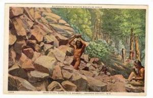 Aboriginal Quartzite Quarry,Barron County,Wisconsin,00-