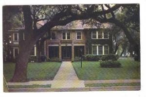 Garner Museum, Uvalde, Texas,  40-60s