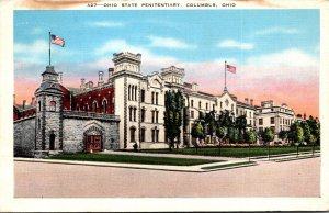 Ohio Columbus The Ohio State Penitentiary 1939