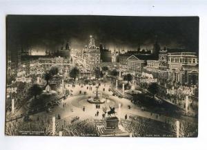 235386 ARGENTINA BUENOS AIRES Plaza de Mayo Vintage photo PC