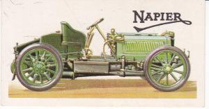 Trade Card Brooke Bond History of the Motor Car No 7
