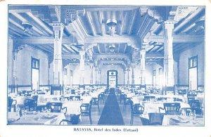 Hotel des Indes Batavia Indonesia, Republik Indonesia Unused