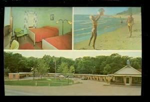 MI, Benton, Michigan, Angelo's Sunset View Motel, Penrod Studios