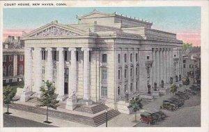 Connecticut New Haven Court House