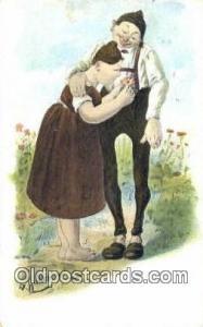 Artist Huber, Katherine Postcard Post Card, Old Vintage Antique  Artist Huber...