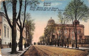 C0882 Serbia Belgrad Kralja Linana ulica